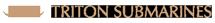 Triton Submarines Logo